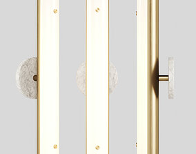 3D model RH-Counterweight Circle Sconce