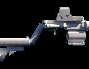3D printable model M4 MOD FOR PSVR AIM CONTROLLER 4