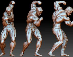 3D printable model Bodybuilder