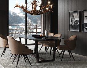 3D model BeInspiration 85 chair