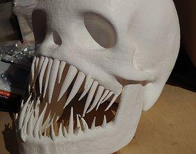 Supernatural Leviathan skull or Venom 3D print model 2
