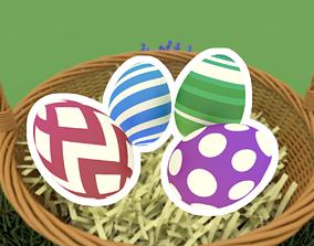 egg Easter Eggs 3D model