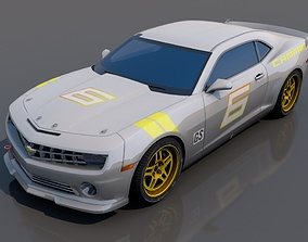 3D model Chevrolet Camaro Gs