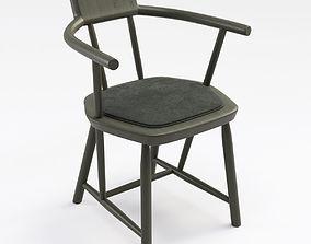 Linteloo Oiseau Chair 3D
