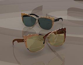 3D printable model Sunglasses frame