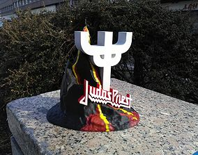 Statue Judas Priest 3D print model