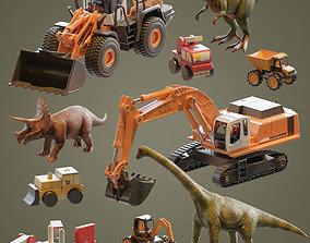 Toys 1 3D model