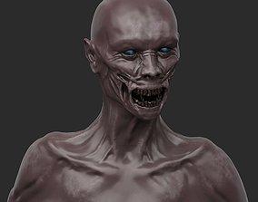 Zombie - 3d print figurine