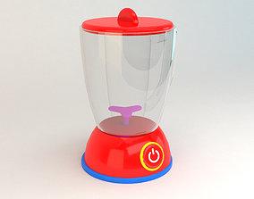 Toy Blender Juicer 3D model