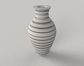 Long Flower Vase 3D printable model