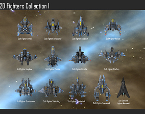 2D Fighters Collection I 3D