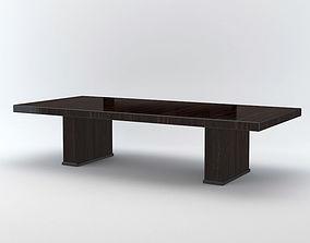 Davidson - The Cadogan Table AD434 3D model