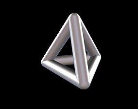 004 Mathart - Platonic Solids - 3D printable model 5