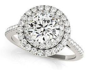 Engagement ring -88 3D print model