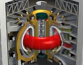 Fusion Reactor 3D