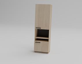 3D model Oslo Cabinet