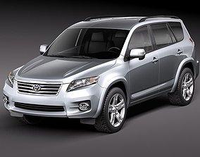 Toyota RAV4 2011 3D