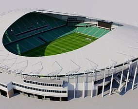 Allianz Stadium - Sydney Football Stadium 3D asset