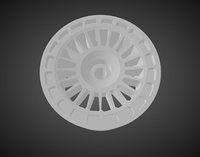 F52 Itegrale rims for Hot Wheels 3D print model