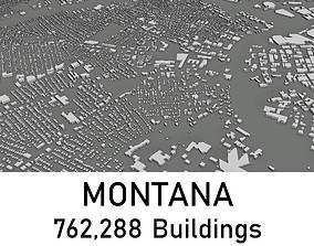 Montana - 762288 3D Buildings realtime