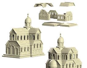 3D print model Chatedral