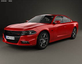 Dodge Charger LD 2015 3D