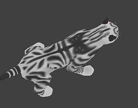 Newborn Kitten 3D asset