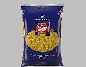 Spaghetti packet 3D model - 114