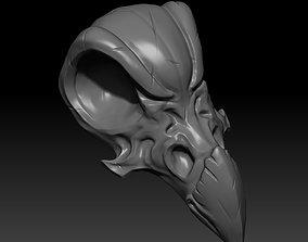 3D print model Bird Scull Darksiders