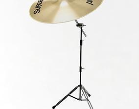 Crash Cymbal 3D model