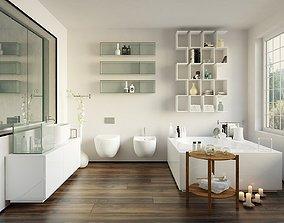 bathtub 3D Archmodels