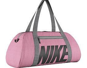 3D model Nike Gym Club Training Duffel Bag Black