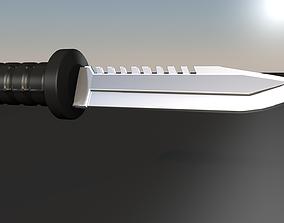 3D print model Knife cut