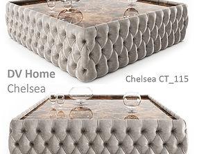 Table DV Home Chelsea - Chelsea CT115 3D model