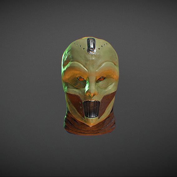 Monster Head 2