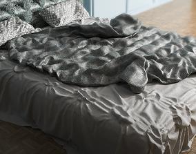 bedroom 3D model living