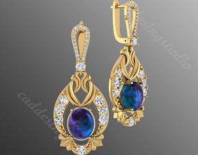 earrings od9 3D printable model
