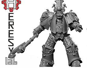 Heresylab Helios Guard HL141 3D printable model