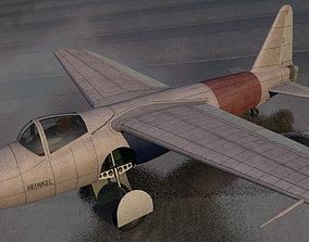 Heinkel He-178 3D