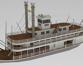 Steamboat St Louis 3D