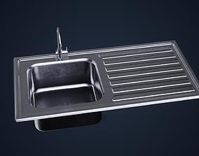 3D asset Kitchen Sink PBR