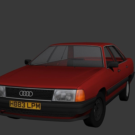 Audi 100 c3