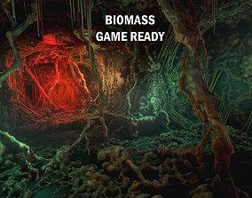 3D model Biomass
