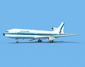 Lockheed L-1011 Eastern Airlines 1 3D model
