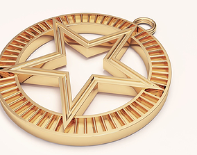 Shine Star 3D printable model