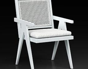 st vincent dining chair 3D