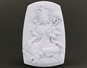 3D print model Tara Relief Sculpture