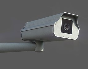 3D asset Security Cam