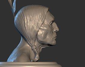 American Native 3D print model