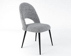 3D model Chair Iris Maison Du Monde